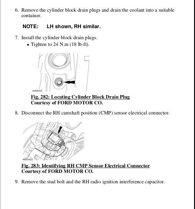 2005 ford expedition service repair manual rh slideshare net 2005 ford expedition workshop manual 2005 ford expedition fuse manual