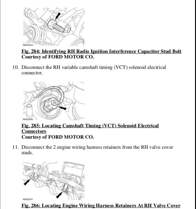 2005 FORD EXPEDITION Service Repair Manual