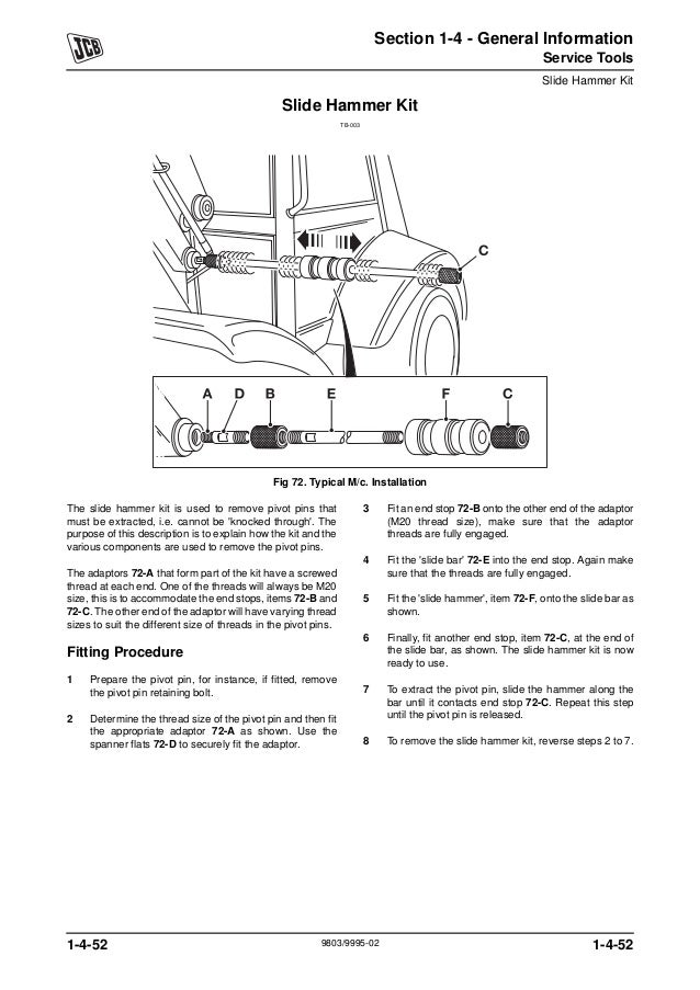 JCB TM220 TELESCOPIC WHEELED LOADER Service Repair Manual