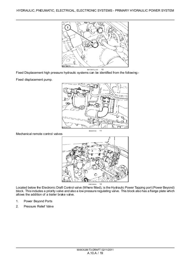 case ih maxxum 115 tractor service repair manual Case Tractor Pump Diagram Case Tractor Pump Diagram #16