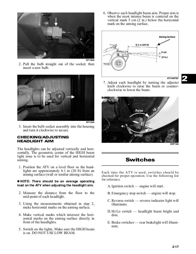 Efi cars user manuals array 2007 arctic cat 700 efi atv service repair manual rh slideshare net fandeluxe Gallery
