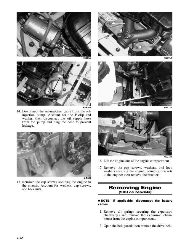 Arctic Cat Crossfire 7 700 cc Crank // Crankshaft /& Water Pump Seal Kit 2006