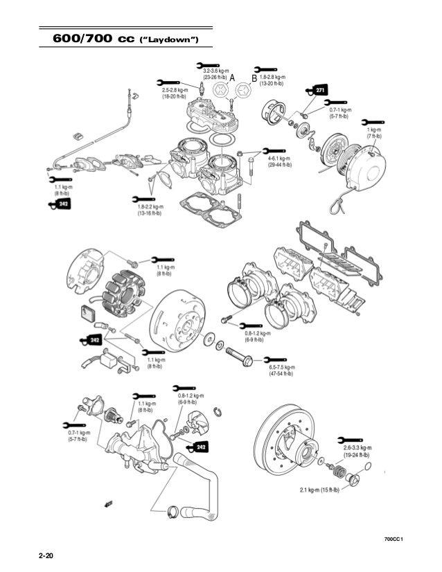 2005 Arctic Cat M7 SNOWMOBILE Service Repair Manual