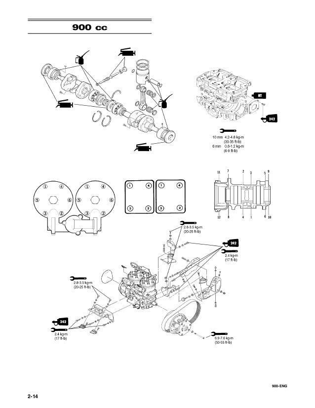 2005 Arctic Cat Pantera 550 SNOWMOBILE Service Repair Manual