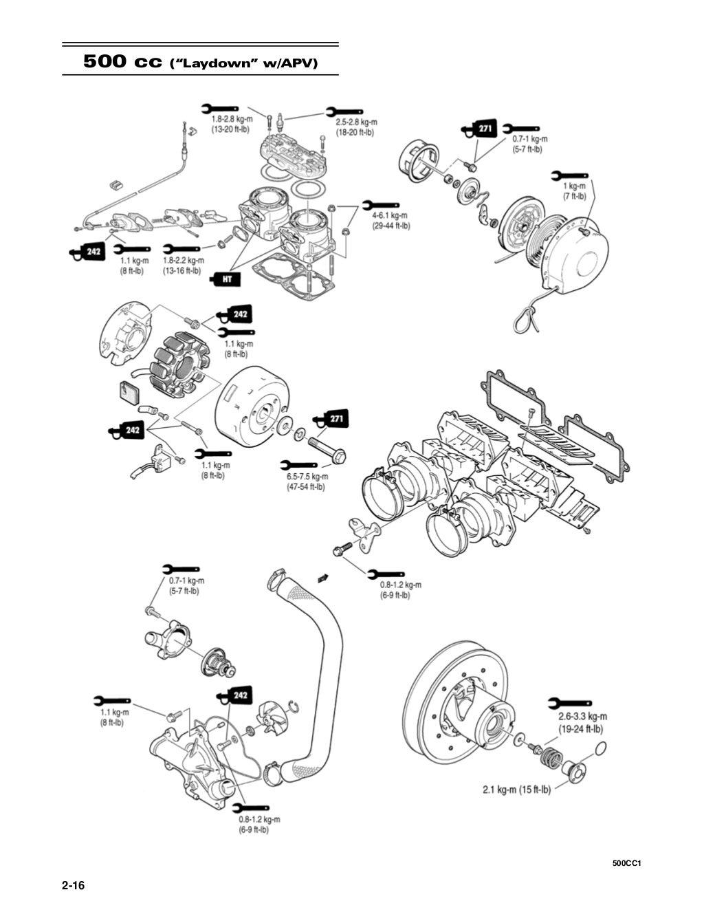 2005 Arctic Cat ZR 900 SNOWMOBILE Service Repair Manual