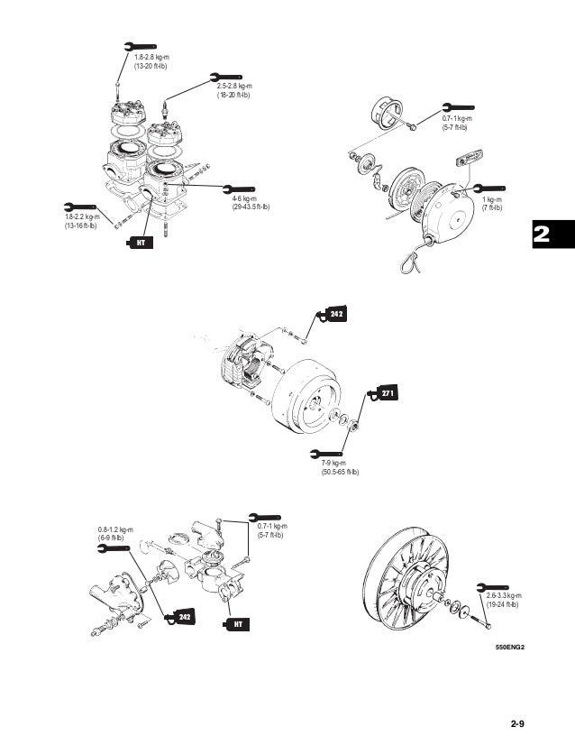2004 Arctic Cat Z 440 LX SNOWMOBILE Service Repair Manual
