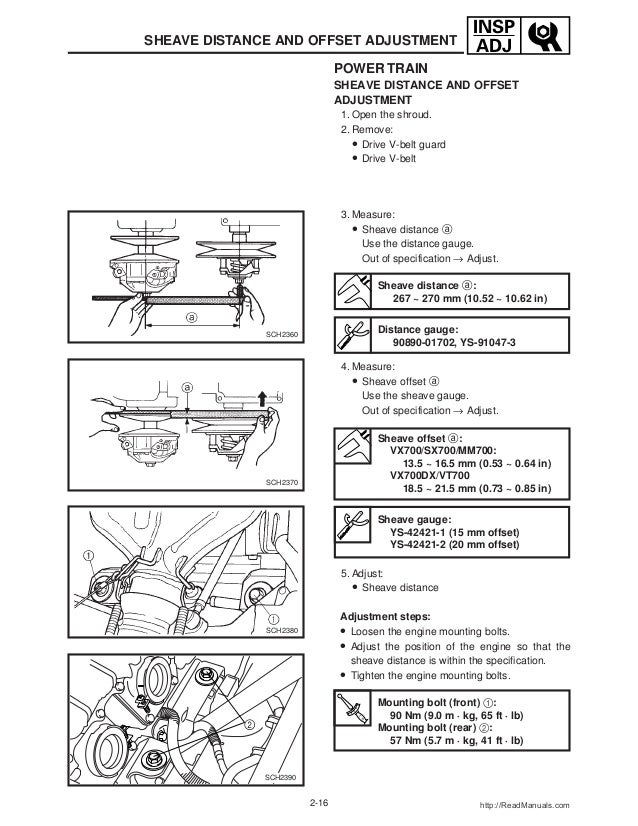 2002 Yamaha Viper Wiring Diagram - Explained Wiring Diagrams