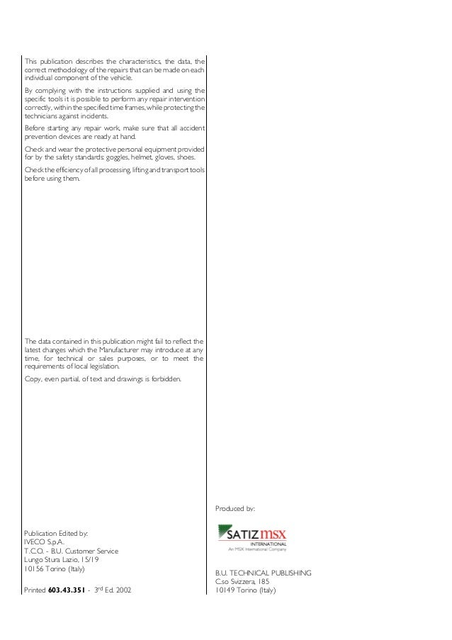 Tolle Iveco Schaltplan Ideen - Der Schaltplan - rewardsngifts.info