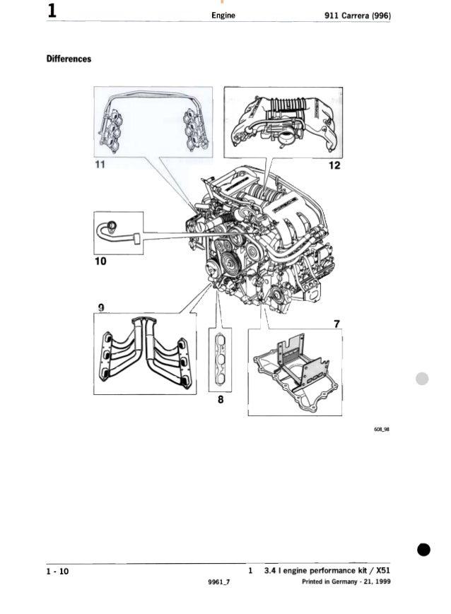 1997 Porsche 911-996 Service Repair Manual