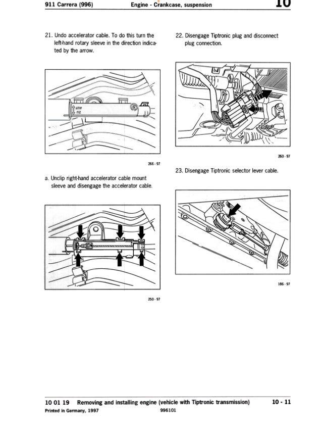 1997 porsche 911 996 service repair manual rh slideshare net