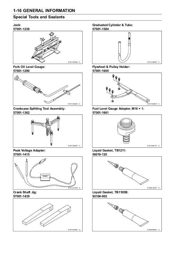 2007 Kawasaki KX65A7 Service Repair Manual