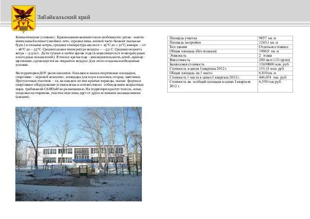 Забайкальский край Slide 3