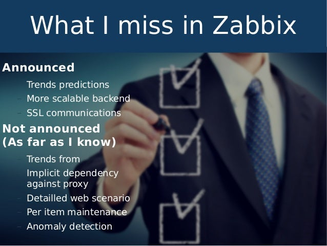 Monitoring a billion kilometers of monthly ride sharing at BlaBlaCar - Zabbix Conference 2015