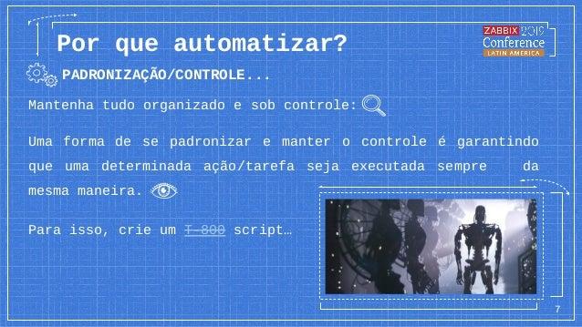 Mantenha tudo organizado e sob controle: Uma forma de se padronizar e manter o controle é garantindo que uma determinada a...