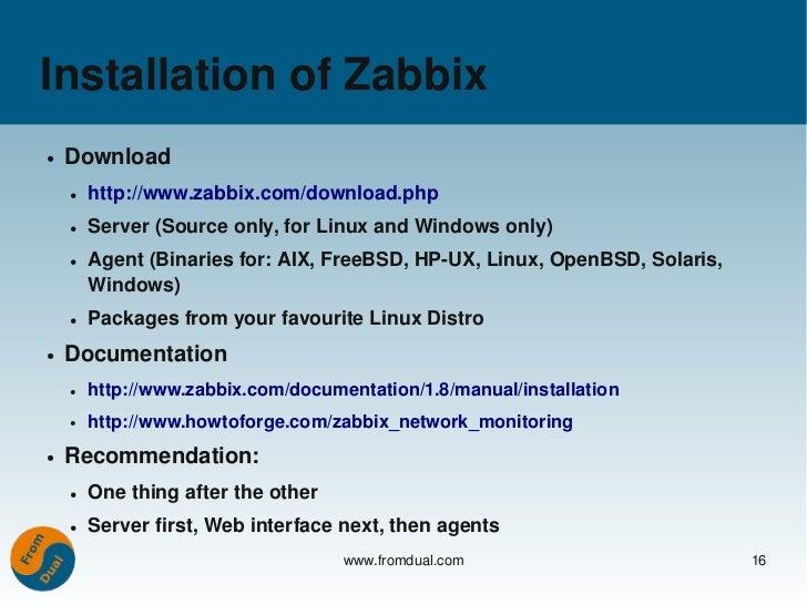 MySQL Monitoring with Zabbix
