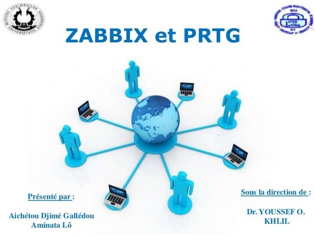 Zabbix Et Prtg