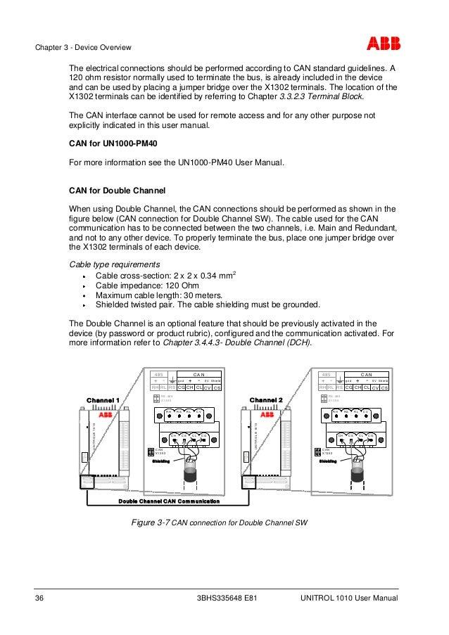 zab un1010 user manual 3 bhs335648 e81 rh slideshare net Drives Warehouse VFD Drives