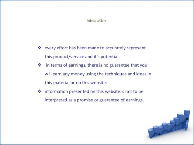 Earnings Disclaimer >> Zack Childress Reviews Earnings Disclaimer