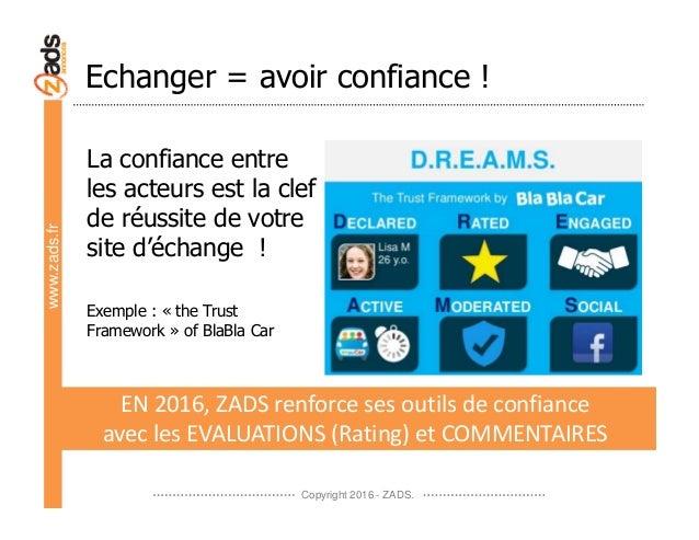 Evaluations et commentaires - fonction de ZADS 7.0.0 Slide 3