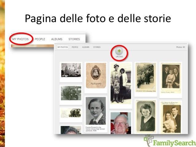 """""""taggare"""" nomi nelle immagini registri"""