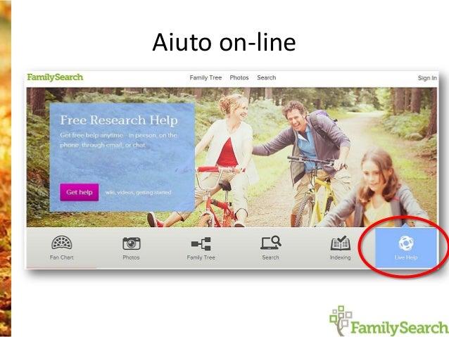 La nuova offerta di FamilySearch per la storia di famiglia
