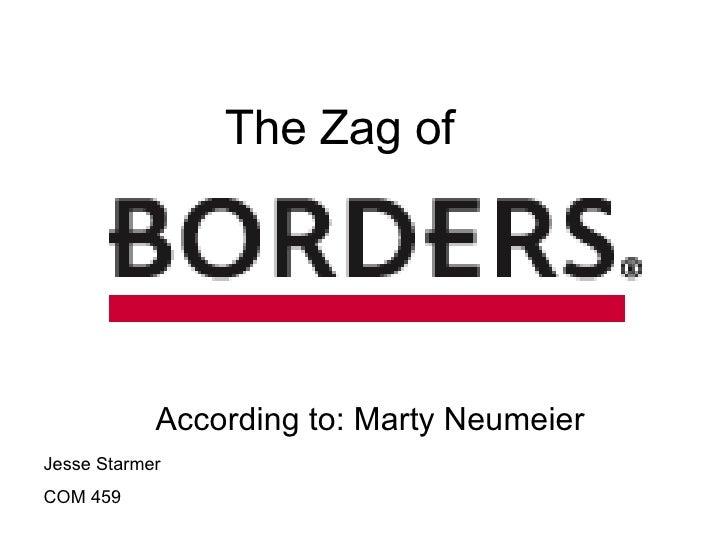The Zag of According to: Marty Neumeier Jesse Starmer COM 459