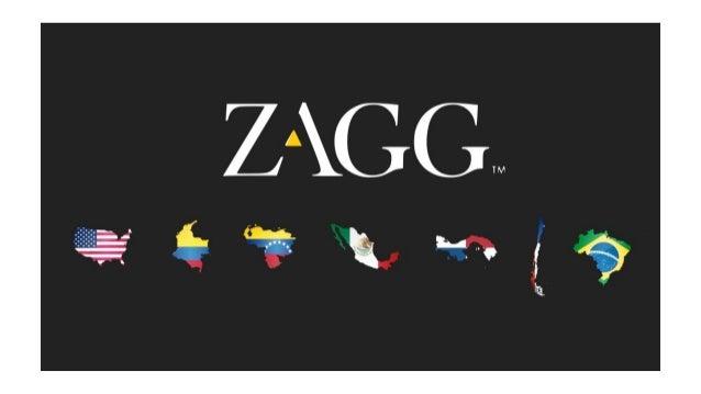Zagg Latin America Marketing Presentation