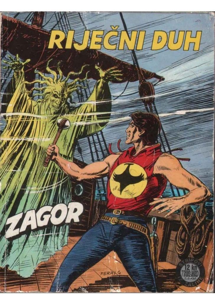 Zagor - 002 - Rijecni duh part 1
