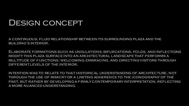 Zaha Hadid Philosophy zaha hadid