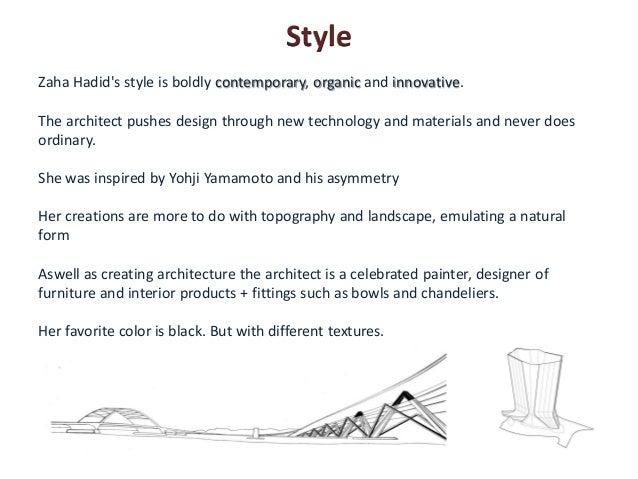 Zaha Hadid Design Concepts And Theory zaha hadid