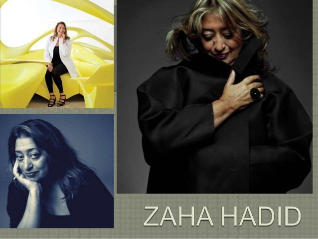 Zaha was born on October 31, 1950 in Baghdad, Iraq.  She studied mathematics at the American University of Beirut (Lebano...