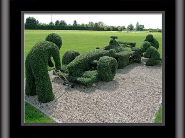 Αφρικανικό Μουσείο - Zahradník se nenudil