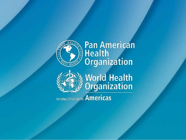 Communicable Diseases Research Pan American Health Organization Zaida Yadon Communicable Diseases Research Communicable Di...