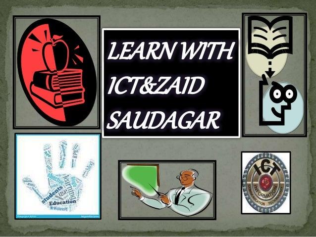 ICT IN EDUCATION Slide 2