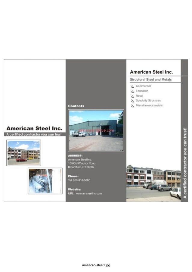 american-steel1.jpg zainansari@live.com