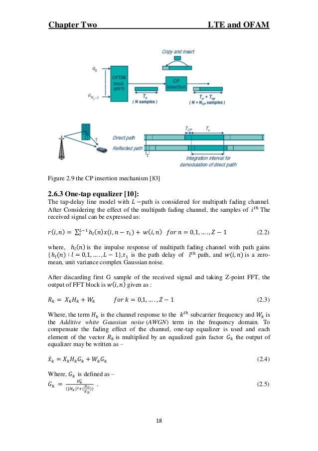 An Overview : Peak to Average Power Ratio (PAPR) in OFDM system using…