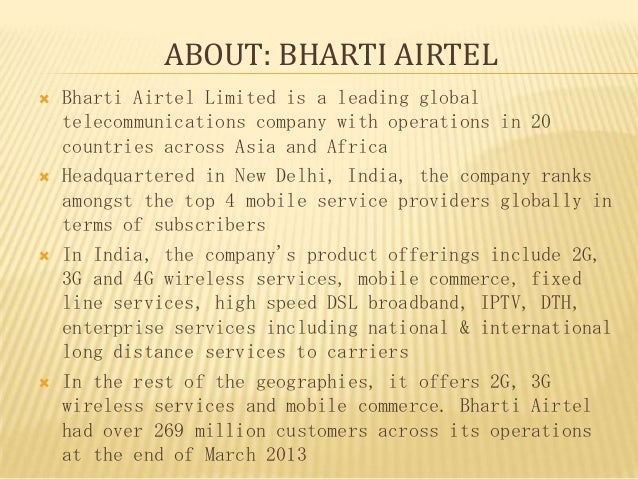Airtel acquires Zain's Africa business for $17 billion