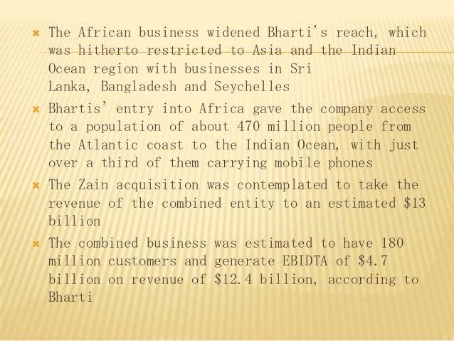 bharti airtel zain acquisition Billionaire sunil mittal's bharti airtel ltd said  bharti completes $9 billion purchase of zain  the acquisition gives bharti an.