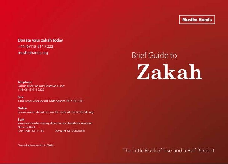 Muslim HandsDonate your zakah today+44 (0)115 911 7222muslimhands.org                                                     ...