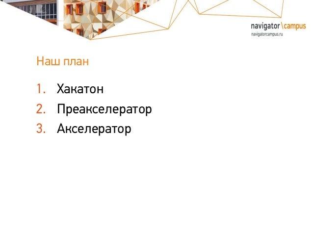 Навигатор кампус Наша компетенция – быстрая разработка MVP… MVP2….MVP3