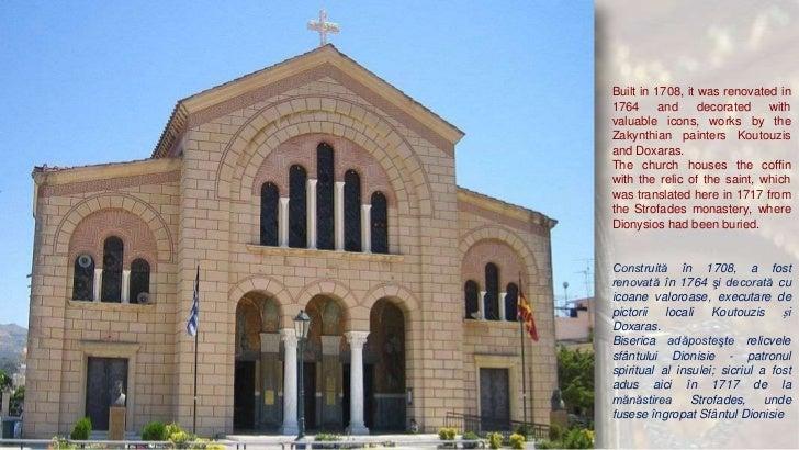 Saint Nikolaos on the Moleis a church built in 1561. Itsthe citys oldest survivingVenetian      building    andclaims     ...