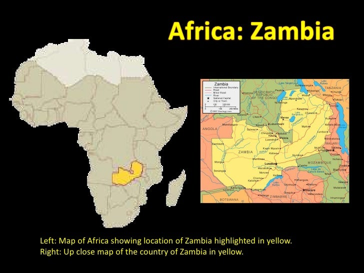 Zambia 17 728gcb1319545164 17 left map of africa showing location of zambia gumiabroncs Images