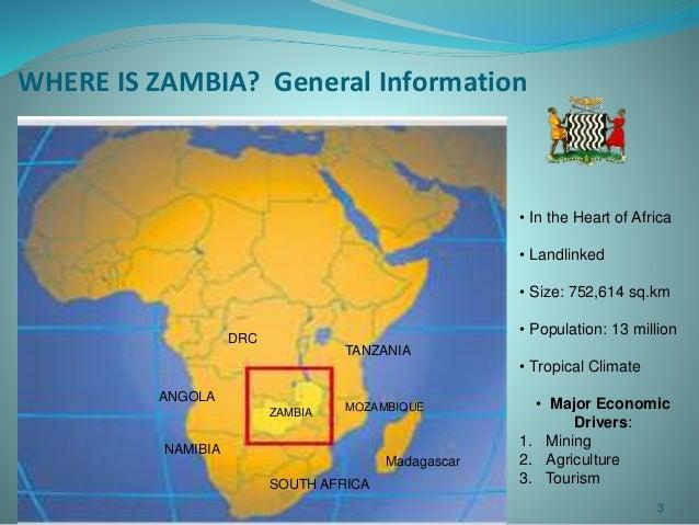 Zambia Mining Roundtable - Where is zambia