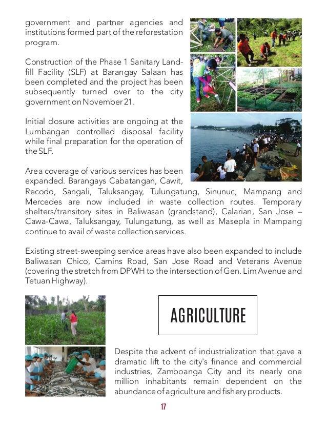 Zamboanga City State of the City Report 2015