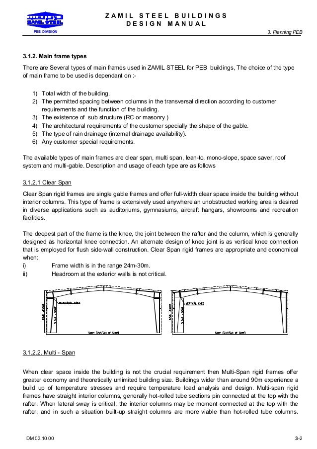 steel structural design manual for engineers rh slideshare net steel frame design manual steel frame design manual