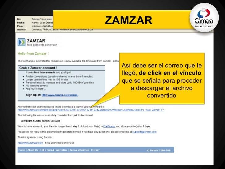 zamzar convert pdf to word