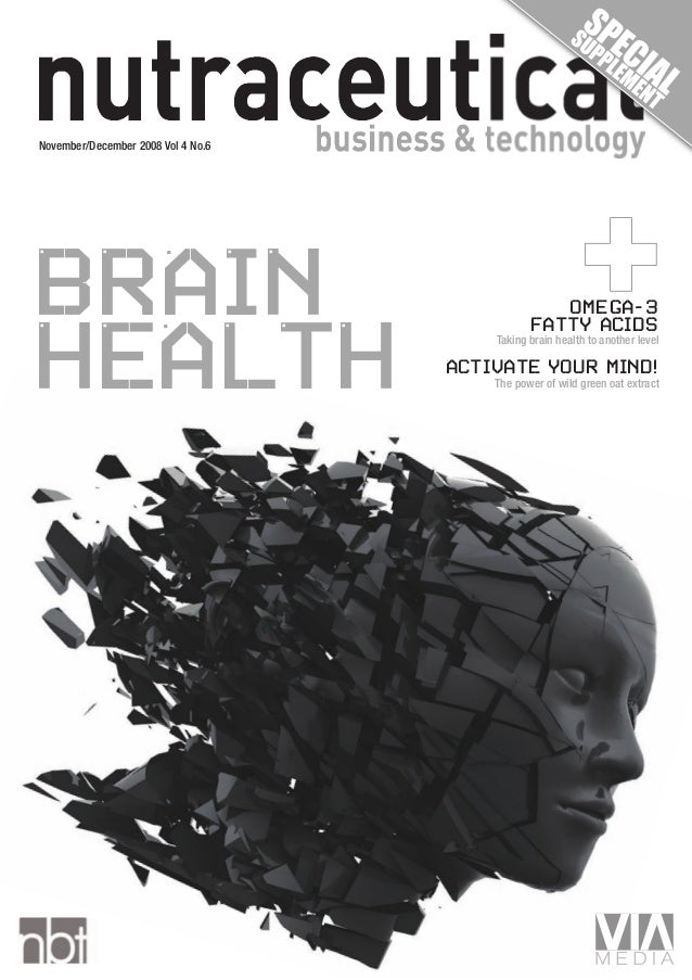 Brain HealtH Omega-3 Fatty acids Taking brain health to another level activate yOur mind! The power of wild green oat extr...