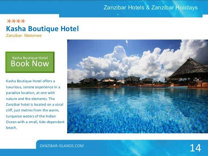 Resorts On Pemba Island