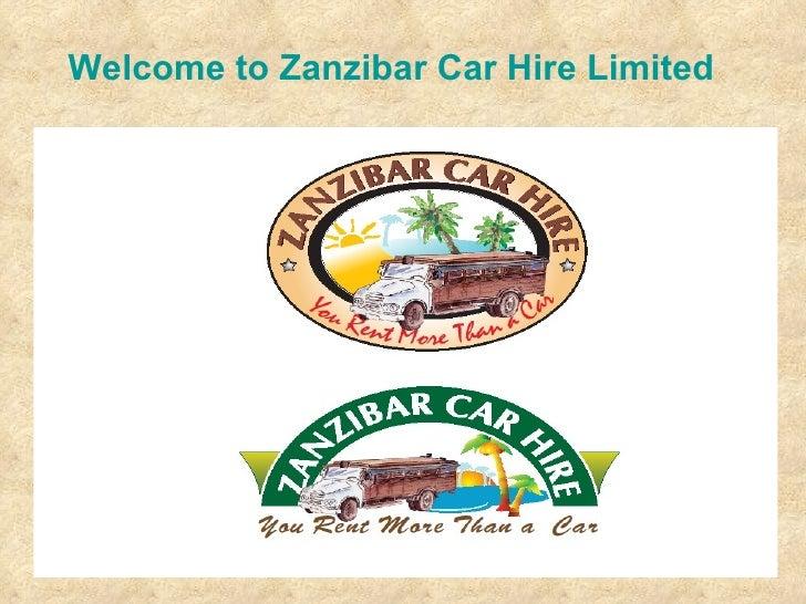 Welcome To Zanzibar Car Hire Ltd For Vehicles Hiring Car For Hire An