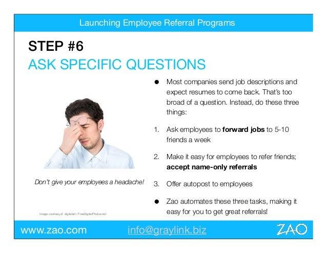 Zao Graylink Webinar Launching And Maintaining Your